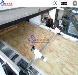 Машина листа PVC мраморный/штрангпресса панели