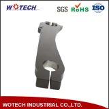 De geanodiseerde Precisie CNC die van het Aluminium Draaiend Deel machinaal bewerken