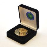 Оптовая восхитительная 2D монетка металла с синтетической эмалью