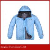習慣によって印刷される安い軽量の広告のジャケットのコート(J166)
