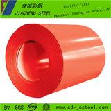 China-Farbe beschichtete Stahlring vom Verpacken-Markt
