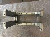 Peça feita à máquina CNC inoxidável do aço da precisão do OEM