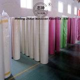 Polypropylene 100% não tecido recicl da tela