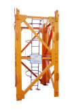 Hohes Standard Tower Crane \ High Standard Mast Section von Tower Cranes