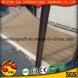 Carvalho vermelho do folheado natural/madeira compensada da cinza/Teak para a mobília (E0/E1/E2)