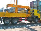 FAW 6X4トラック10トンのクレーン