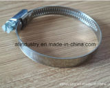 Type allemand collier de la conduite (8mm) de l'acier inoxydable AISI304