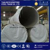 De warmgewalste Naadloze Prijs van de Buis Tp316 Tp321 van de Pijp TP304 van het Roestvrij staal Roestvrije per Kg
