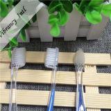 Plastikgriff-Zahnbürste der Qualitäts-4~5star für Hotel