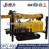 Installatie van de Boor van de Hamer van de Fabrikant DTH van China de Hoogste 1 met de Compressor van de Lucht