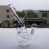 Neuer Entwurfs-rauchendes Wasser Pipses Glas-Glasrohr des Goode Glas-2016