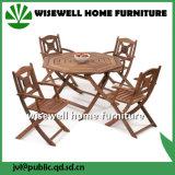 Meubles extérieurs de bois dur avec directeur Chair