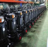 중국 최고 질 최고 효율성 잠수할 수 있는 하수 오물 수도 펌프