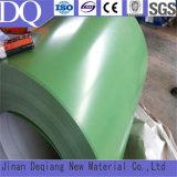 Prepainted гальванизированный стальной цвет Caoted PPGI /PPGL/ SGCC/CGCC/Dx51d катушки