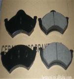 Пусковые площадки тормоза D787 Semimetal для Odyessey 06/Civic /Accord 45022-S7a-N00