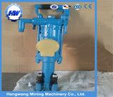 Leistungsfähiges bewegliches Bein-pneumatisches Felsen-Bohrgerät der Luft-Yt28 (Hersteller)