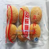 El PLC controla la embaladora de la fila del flujo Multi- automático completo del pan