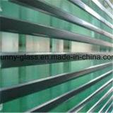 4mm 5mm het 6mm Blauwgroene Glas van Winodw van de Luifel