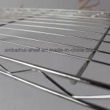 Высокие шкафы крома Shelving провода коммуникационного провода полки провода крома Quatity для сбывания