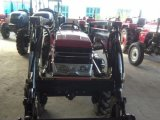 40 PK 4WD Small Tractor met Front Loader