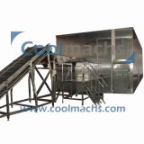 Congélateur pour congélation de l'équipement de congélation industrielle à la framboise