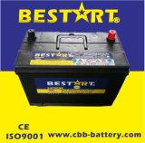 accumulatore per di automobile libero di potere di 12V 80ah del cavo di manutenzione d'argento del calcio Bci-27 (95D31RMF)