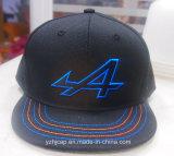 Chapéus de basebol novos do esporte da era do bordado 3D do Snapback