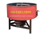 Machine de fabrication de brique concrète mobile de cavité de machine de bloc de couche d'oeufs de Qt40-3A
