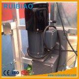 Décoration de plate-forme et plate-forme suspendues électriques d'utilisation de nettoyage