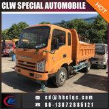 mini Sand Tipper Dump 중국 2mt 3mt T 임금 수송 트럭