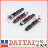 Il connettore meccanico ottico FC APC della fibra di alta qualità digiuna connettore