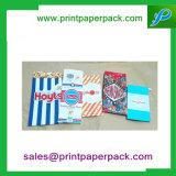 서류상 선물 부대 감미로운 사탕 상점 상점 과일 테이크아웃 샌드위치 당 Kraft 종이 봉지