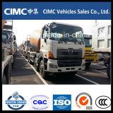 Caminhão 12 do misturador concreto de Hino 8X4 a 14cbm