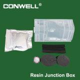 Коробка ABS типа непосредственного отношения смолаы бросания низкого напряжения тока прозрачная