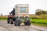 Wasser-Schlussteil der Maximallast-1000kgs/Becken-Schlussteil/Schüttgutcontainer-Schlussteil/flüssiger durch Quad/ATV/UTV/Tractor mit Cer geschleppt zu werden Massenschlußteil,