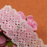 3.5cm Stretch Nylon Spandex Sex Nylon Lace for Underwear