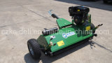 Горячая продавая косилка Flail 13HP/15HP ATV с колесом на стороне и задем