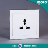 Socket de pared universal eléctrico de la potencia de Igoto B9061d