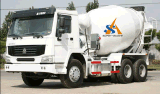 camion della betoniera del cemento di 10m3 340HP 6X4 da vendere