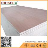madera contrachapada comercial de 18m m para los materiales de construcción
