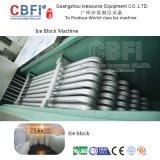 Máquina comercial do fabricante do bloco de Cbfi Icee com o Ce aprovado