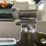 Metal que estampa la embutición profunda estampada aduana del metal de hoja de la pieza de la pieza del corchete que estampa piezas