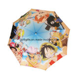 Logo personnalisé Rain Umbrella Cheap Promotional Kids's Umbrella