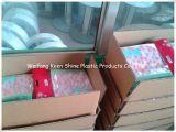 LDPE van de Verpakking van de kleur de Plastic Zak van de Ritssluiting