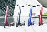 E-Scooter pliable portatif avec des certificats de FCC de RoHS de la CE