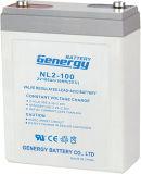 bateria do AGM 2V100ah