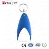 Hitag 1 Etiqueta del Anillo de NFC RFID Keyfob/Keychain/