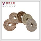 Rondelle en tissu pour polissage en acier inoxydable
