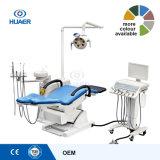 Precio unitario dental dental portable de los equipos dentales de la silla del superventas