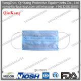 Máscaraes protetoras não tecidas de respiração do procedimento de Earloop do respirador da alta qualidade
